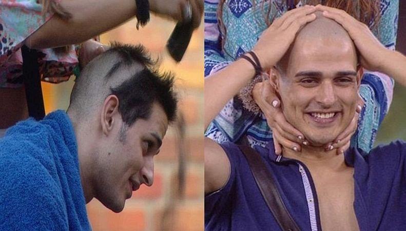 Bigg Boss 11 Day 43: Priyank Sharma goes bald to save Hiten, Benafsha nominates herself for two weeks