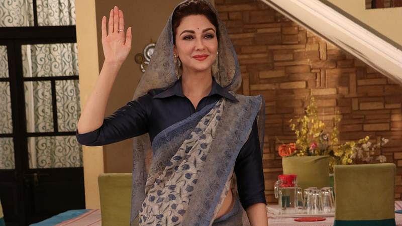 Bhabi Ji Ghar Par Hai actress Saumya Tandon gets inspired by the Gandhi's