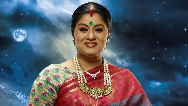 Sudha Chandran to be voice of spider in TV show