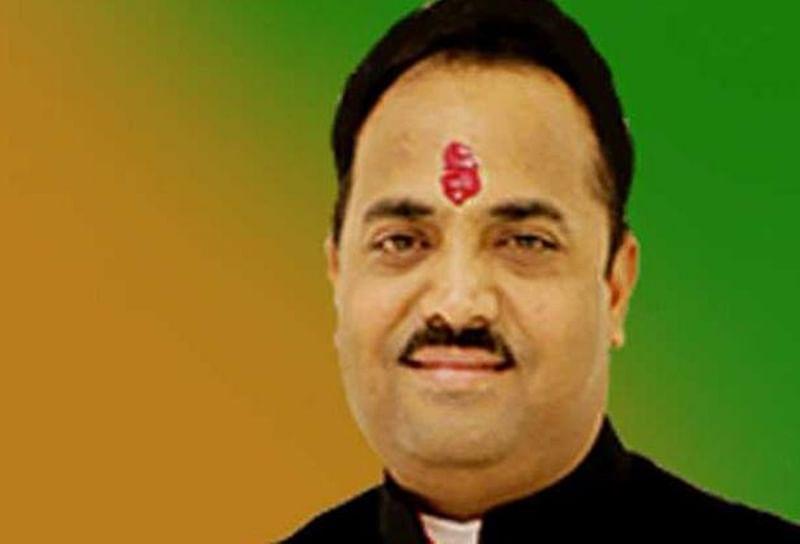 BJP's Rajya Sabha MP set to join Congress