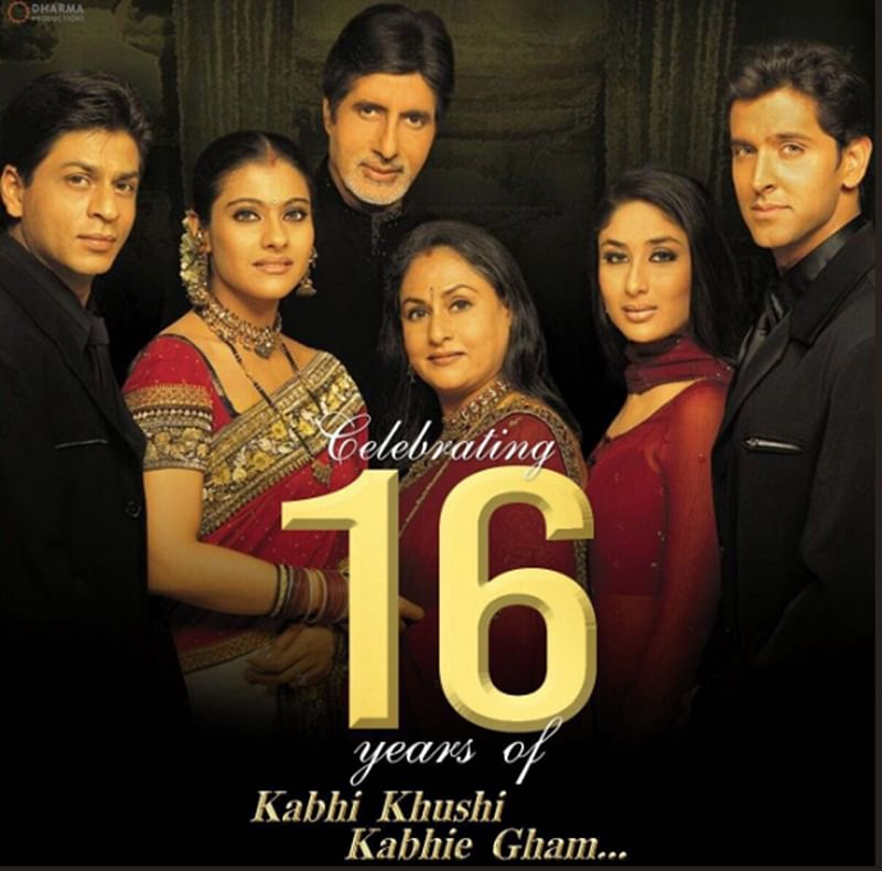 #16YearsOfK3G: Watch these deleted scenes of Kabhi Khushi Kabhie Gham and refresh your memories