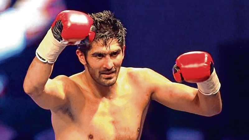 Vijender: Ready for world title