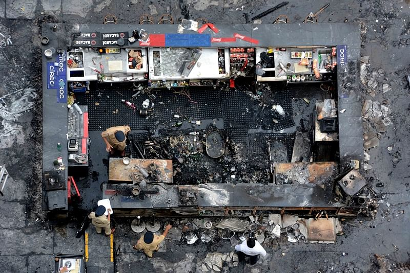 Mumbai Kamala Mills fire: Two pubs gutted did not have any fire-fighting equipment
