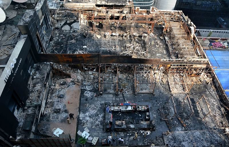 Mumbai Kamala Mills Fire: 14 die as fire breaks out in a rooftop restaurant, most of the victims die to suffocation