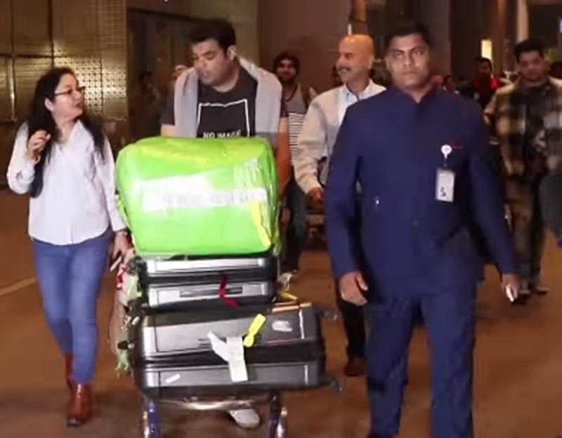 Virushka updates: Anushka Sharma's family is back in India, post grand Italian wedding