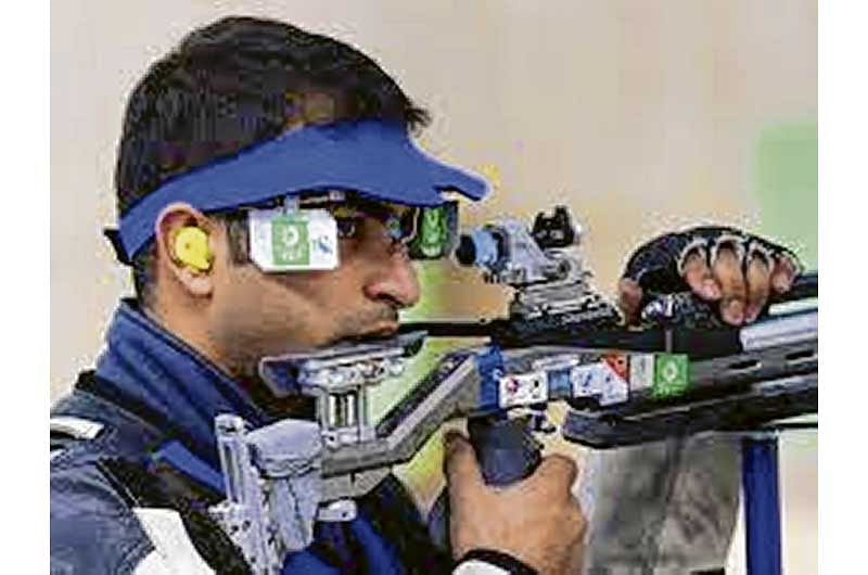 Asian Airgun Shooting Championships – Five medals for India