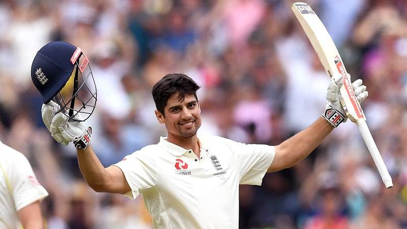 New Year Honours: Former England captain Alastair Cook to receive Knighthood