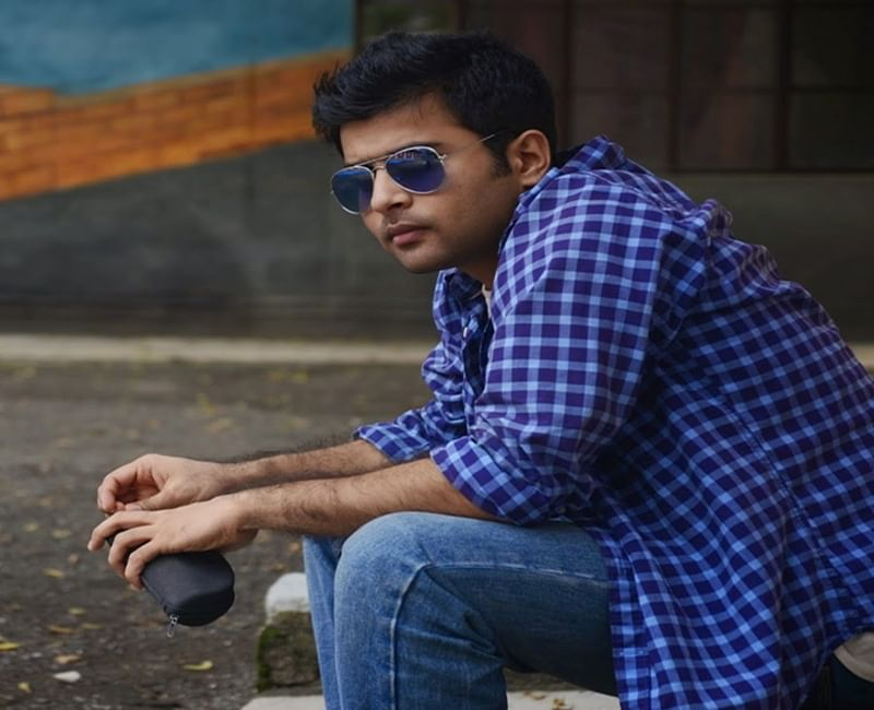 Amit Bimrot feels blessed to debut in Ajay Devgn starrer