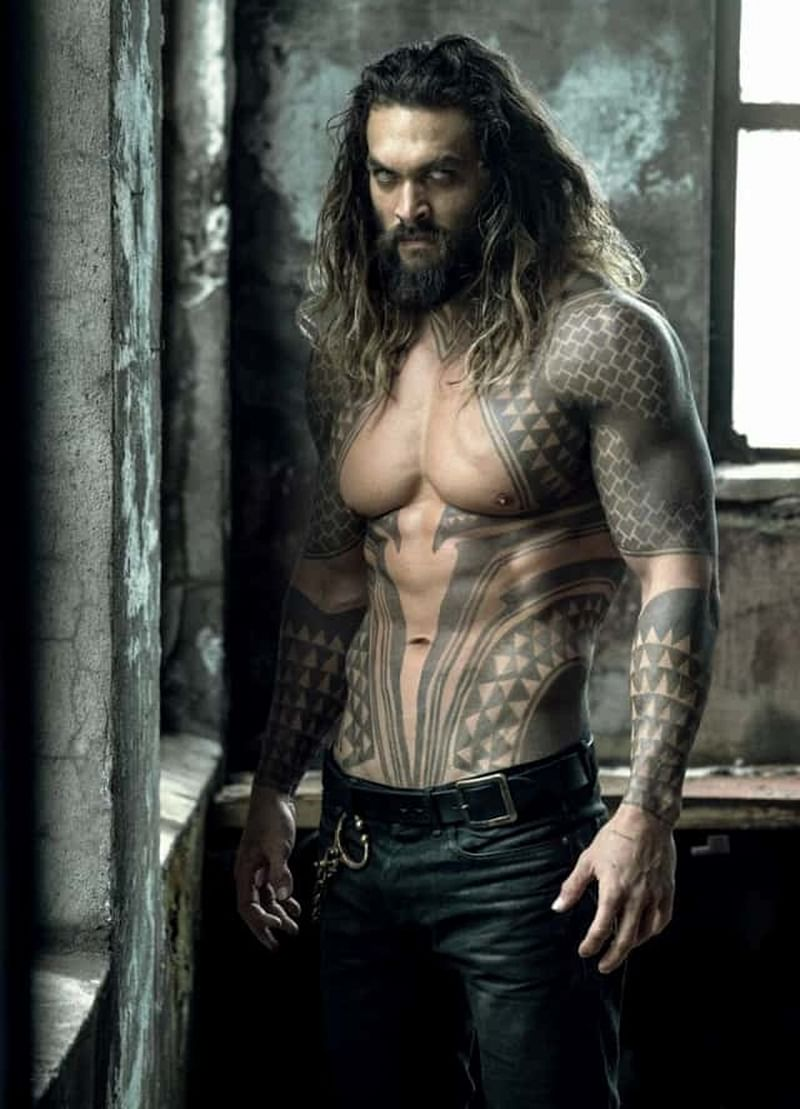 Zack Snyder changed Aquaman's look: Jason Momoa