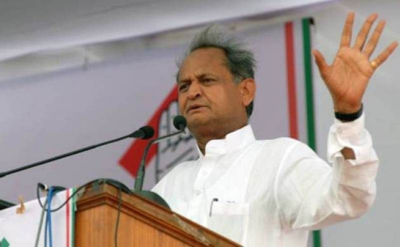 PM Narendra Modi misused Rs 10,000 cr public money to boost his own image in media: Ashok Gehlot