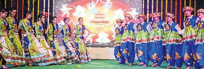 Indore: Bal Vinay Mandir annual function witnesses students at their best