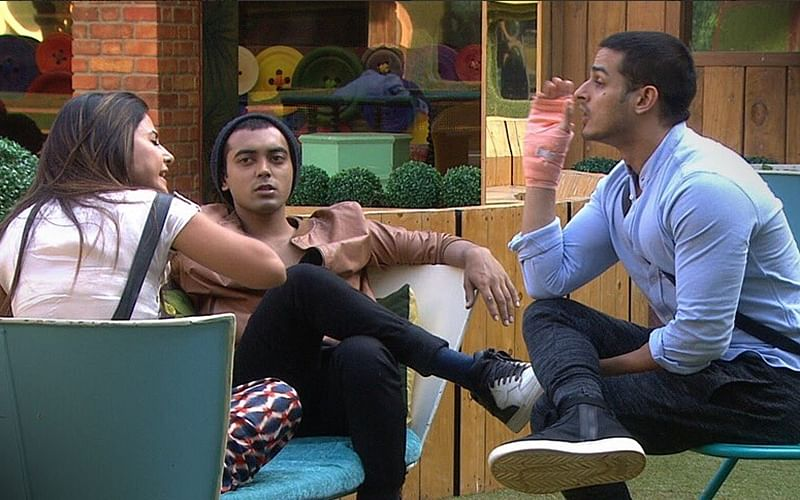 Bigg Boss 11: Hina Khan and Priyank Sharma's friendship comes to an end; Day 81 war