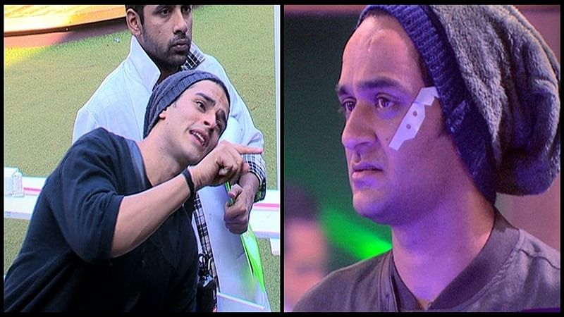 Bigg Boss 11: Priyank Sharma lashes out at Vikas Gupta for commenting on his relationship with Divya Agarwal; Day 73 action