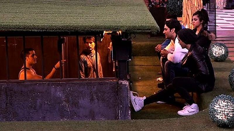 Bigg Boss 11: Priyank Sharma gets mad at Vikas Gupta for calling his relationship with Divya Agarwal 'FAKE'; Day 75 fight