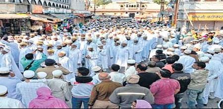 Ujjain: Bohra community celebrates Eid-milad-un-Nabi