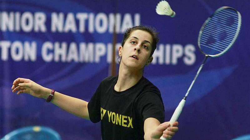 Carolina Marin keen to regain World No. 1 rank in 2018
