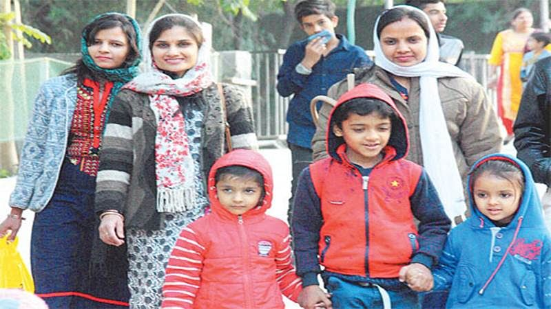 Indore: Cold-wave grips city, min  temp recorded at 8.8°C