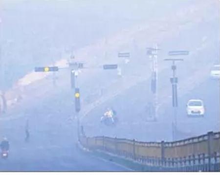 Ujjain: Cold winds drops mercury to 7.5 degree centigrade on Sunday
