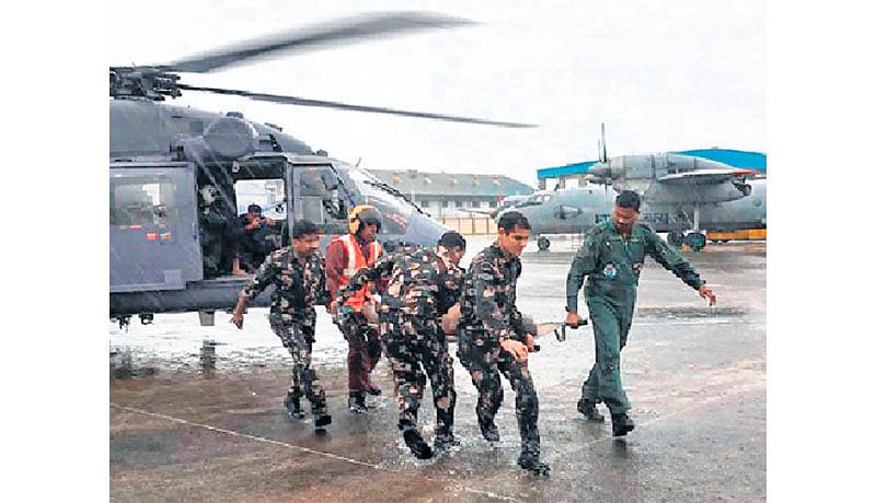 Cyclone Ockhi: 531 fishermen rescued