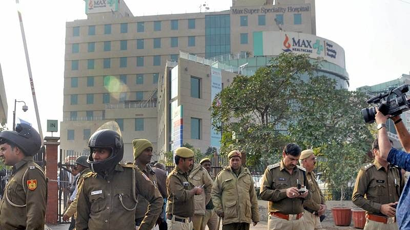 Max Hospital twin case: Family seeks CBI probe, justice