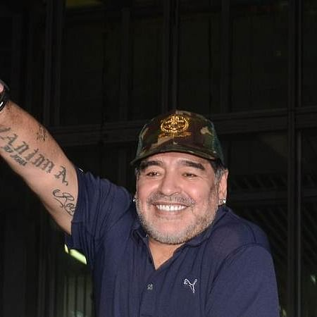 Happy Birthday Diego Maradona: Here's the Argentine's 60th birthday wish