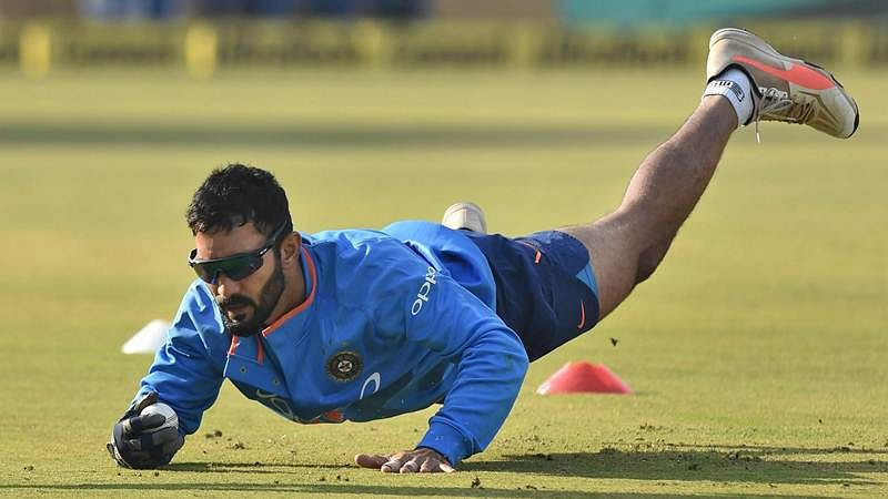 Extremely satisfying that I have managed to stay relevant all these years, says Dinesh Karthik