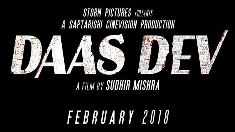 Reverse take on Devdas, 'DaasDev' to release on this date