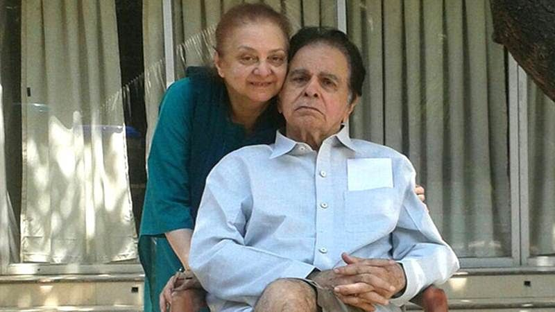 Shocking! Dilip Kumar's wife Saira Banu alleges builder trying to usurp Bandra home, threatening them