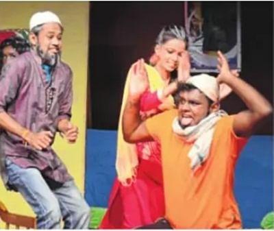 Bhopal: Drama fest begins with comic play Mamu Manchale