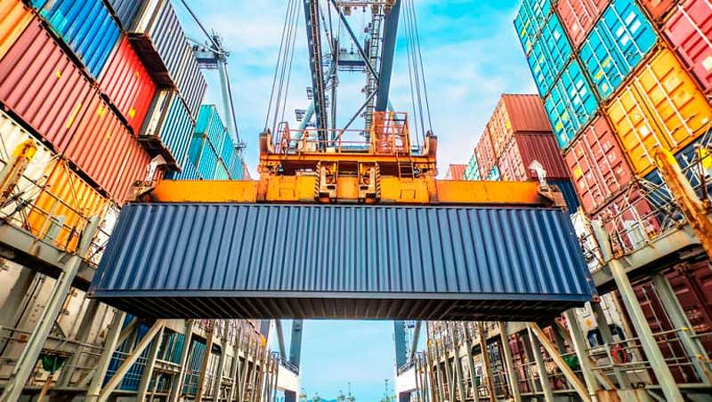 Trade deficit narrows; exports grow marginally