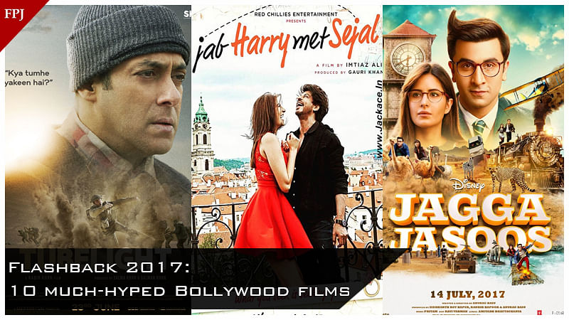 Flashback 2017! Tubelight to Raabta, 10 much-hyped Bollywood films which fizzled out at the Box Office