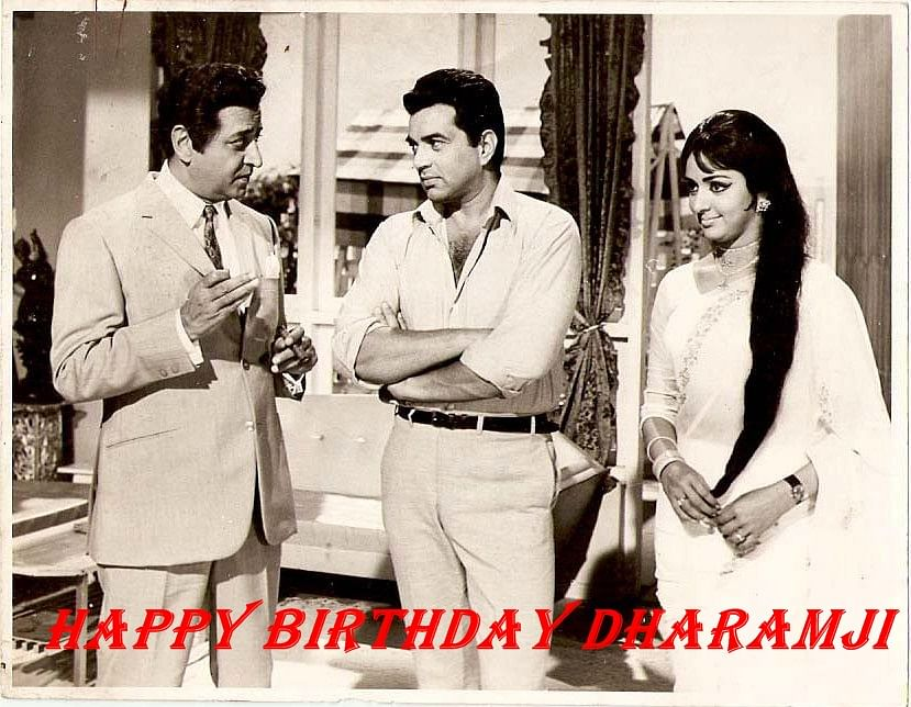 Happy Birthday Dharmendra: 15 throwback pictures of Bollywood's He-Man