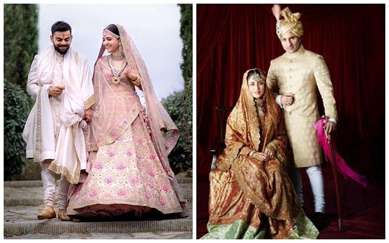 Virushka to Saifeena: 10 high-profile Indian celeb weddings that engulfed the nation