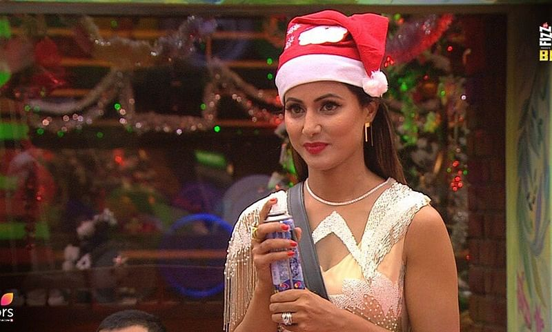 Bigg Boss 11: Watch Hina Khan's father revealing about the actresses' past