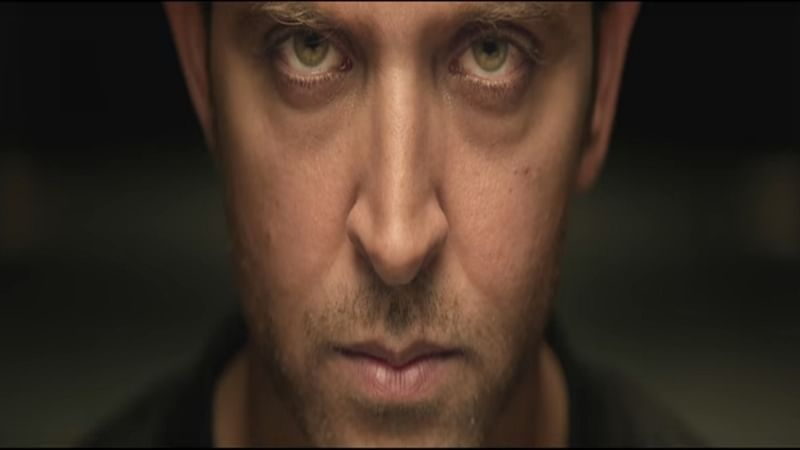 Fitness freak Hrithik Roshan's Keep Going video, most motivating of the year