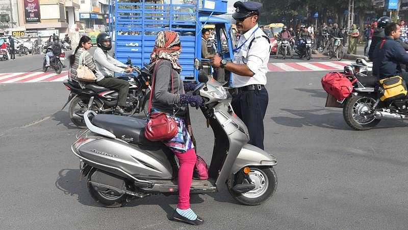 The government raised penalties for traffic violation to save life: V K Singh