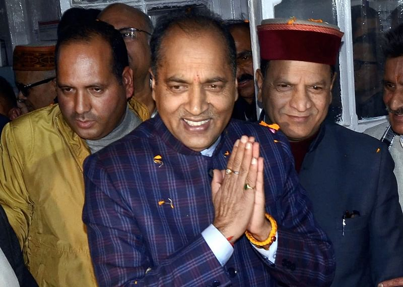It's battle of prestige for Himachal CM in Mandi