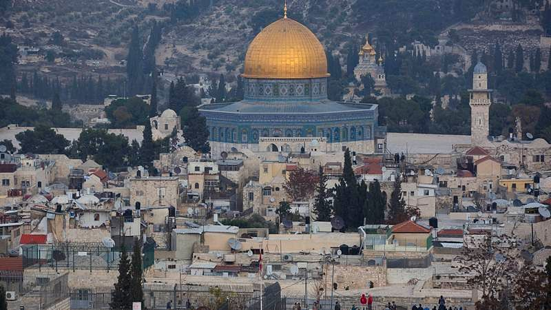 US to shift its embassy to Jerusalem in May