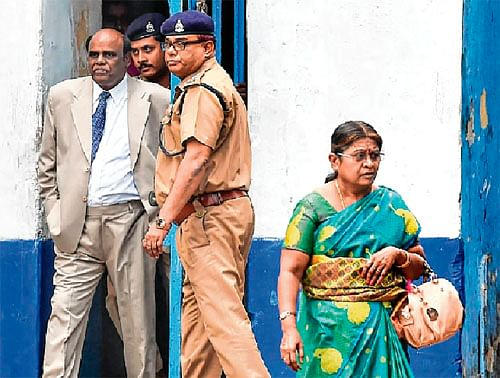 After six months in jail, Justice Karnan released