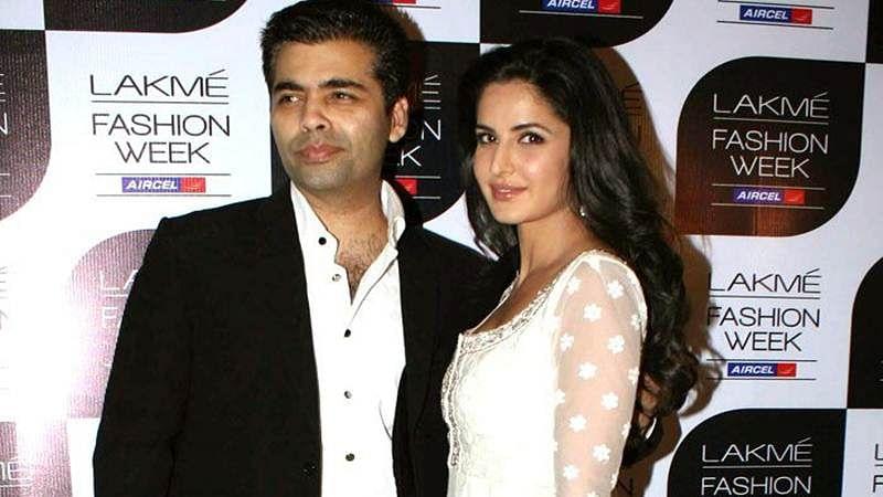Katrina Kaif turned love guru for Karan Johar