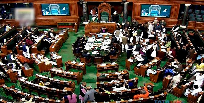 Congress ups ante in Lok Sabha over Prime Minister's remarks against Manmohan Singh