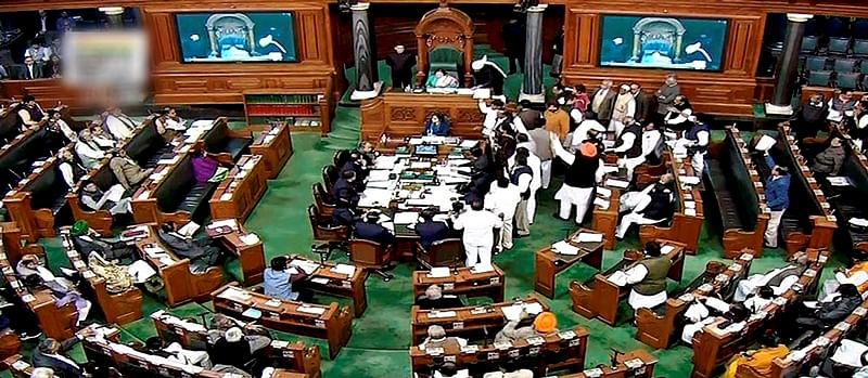 Government tables amended OBC bill in Lok Sabha