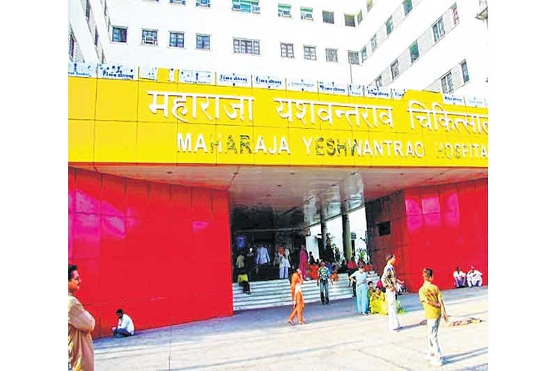 Indore: Hospital fails to get machine repaired, NGO donates Rs 11k to get it rolling