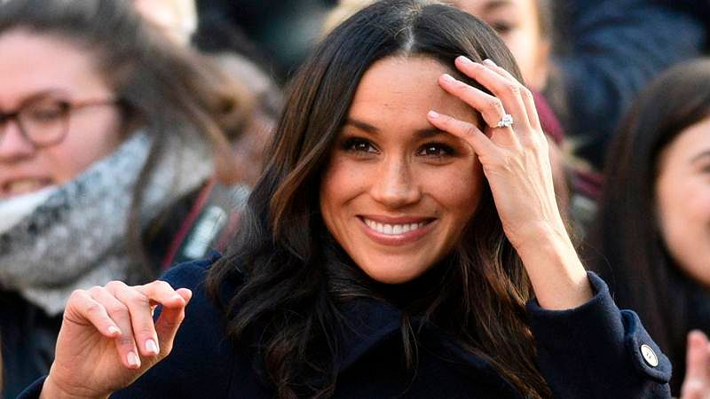 Meghan Markle was shortlisted as the next Bond girl in 'Bond 25'