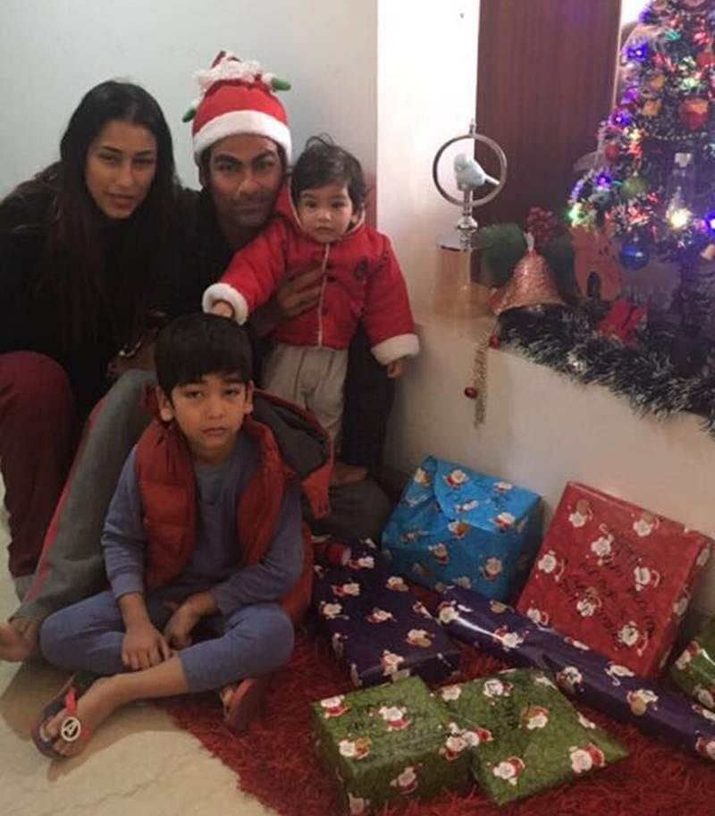 Mohammad Kaif trolled again, this time for celebrating Christmas