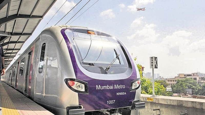 Now, commuters can buy Mumbai Metro One tickets using debit and credit cards