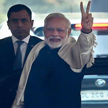Vivek Kumar, 2004 batch IFS, Private Secretary to PM Modi