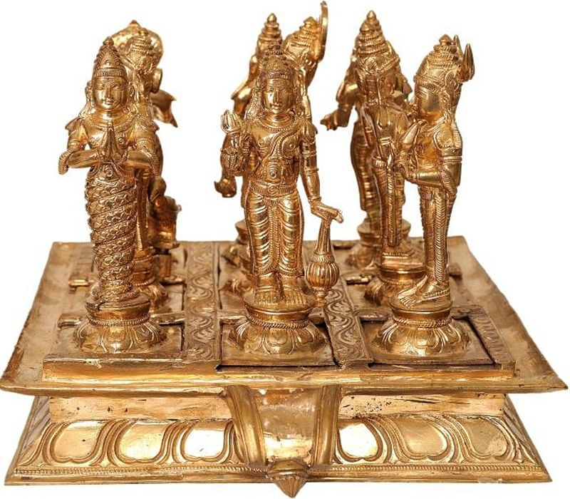 Uttar Pradesh: Idols worth over Rs 50 lakh stolen from temple