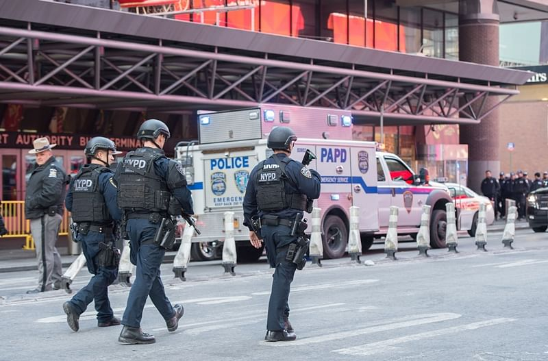 Security beefed up in Chicago following New York explosion