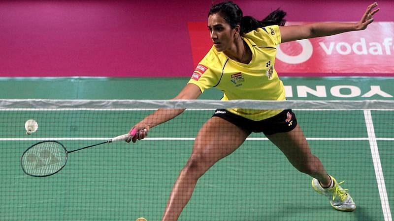 PV Sindhu says it well in advance